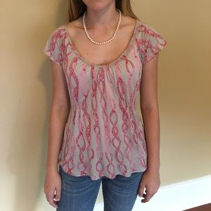 Banana Republic Nautical Top