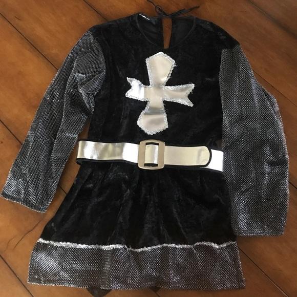 Costumes Girls Joan Of Arc Costume Size Medium 810 Poshmark