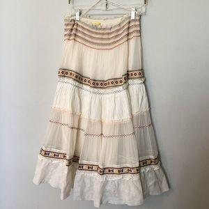 Designer Boho skirt