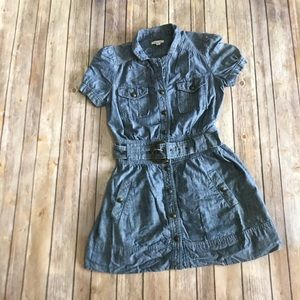 silence + noise | Urban Outfitters Denim Dress S
