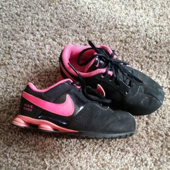 le scarpe nike prezzo finale  bambino shox poshmark