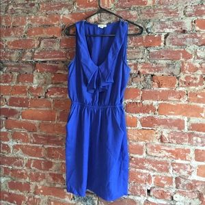 Gorgeous blue dress with POCKETS from UO