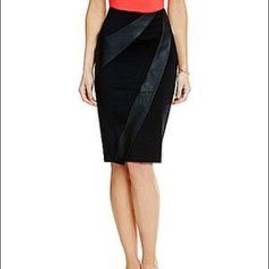 Antonio Melanie Unworn black pencil skirt