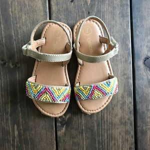 Other - Toddler Beaded Sandals