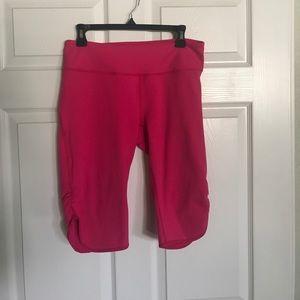 Zella hot pink yoga pants