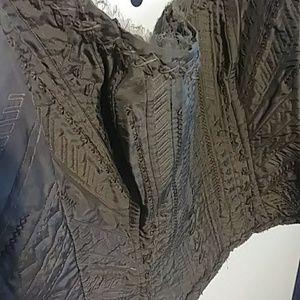 Elie Tahari corset