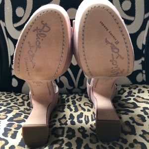 91c6dbf0274c Alice + Olivia Shoes - Alice   Olivia Layla suede platform sandals