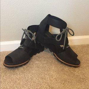 Sorel wedge sandal