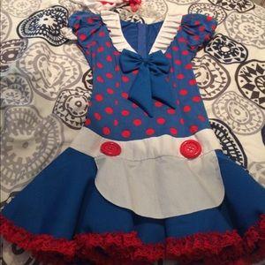Dresses & Skirts - Sexy raggedy Ann Halloween costume.