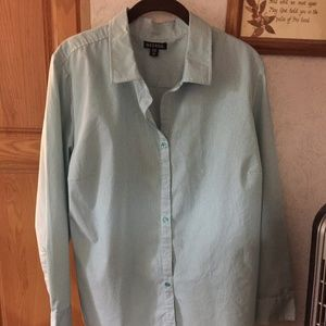 Womans Long Sleve Shirt