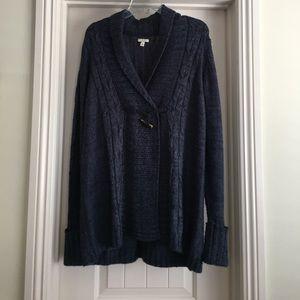 Sonoma cowl-neck sweater
