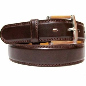 Other - Classic Leather Big & Tall Belt (Brown)