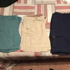 Lot of 3- Shorts