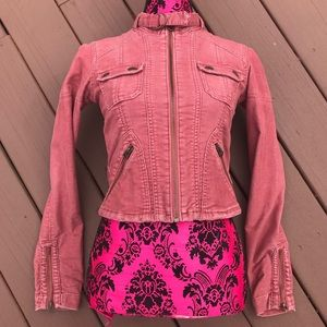 A&F corduroy jacket
