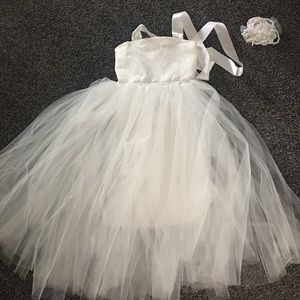 Other - Flower girl dress, worn once