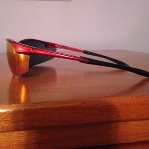 8b6e478136 Foster Grant Accessories - Foster Grant Shake RV FWG red   black sunglasses