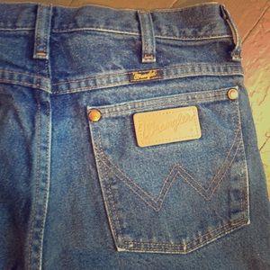 Women's vintage Wrangler jeans