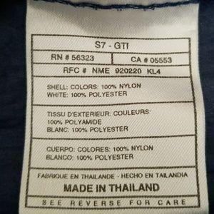 e8afa86ab086 NIKE Jackets   Coats - NIKE Navy Blue V-Neck Wind Shirt   Jacket