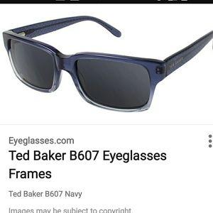 Ted baker Sunglasses navy