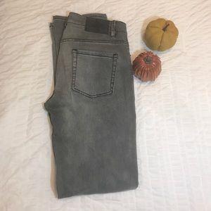 BCBGeneration Gray Size 27 Jeans