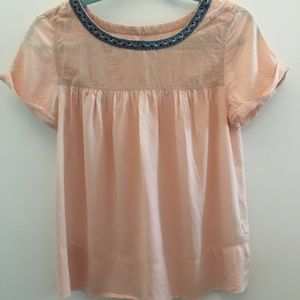 Pink American Eagle Blouse