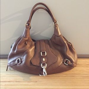Cole Haan Village F06 Satchel with Dust Bag!