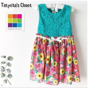 Little Girl Healthex Dress 3T