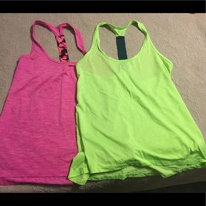 Old Navy Exercise Tanks