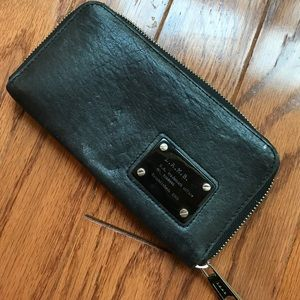 L.A.M.B. Zipper Wallet