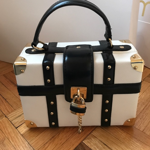 online great quality stylish design Aldo mini briefcase purse