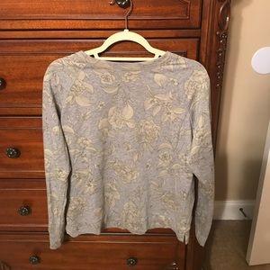 Banana Republic Tops - Lightweight sweatshirt