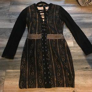 Endless Rose - Black Dress