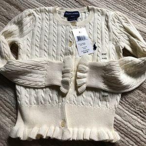 Cute girls sweater