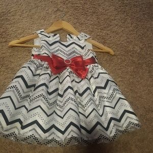Toddler size 2T Holiday dress