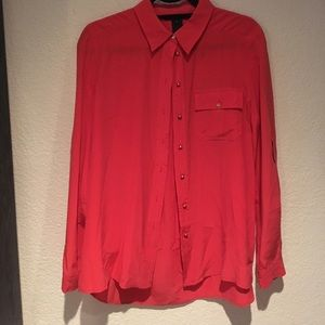 Marc Jacobs Button Up