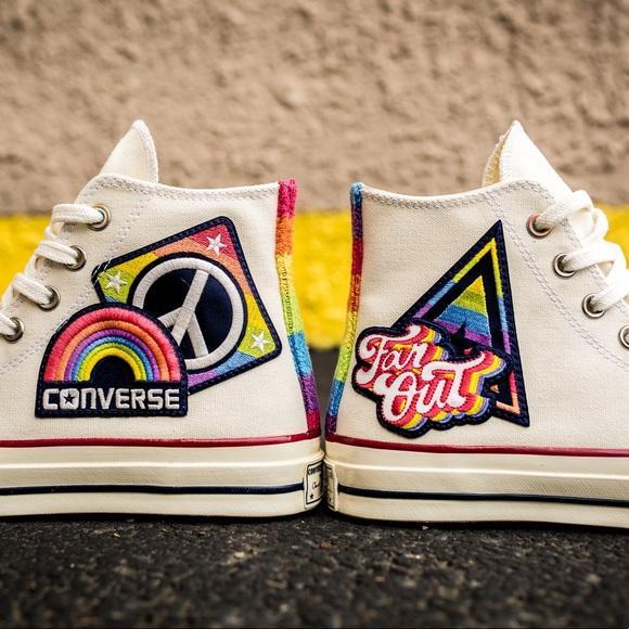 de5cd0f2bb51 Converse All Star  70 1st Pride Parade High Top