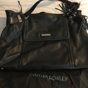 Cynthia Rowley Leather Purse (Large)