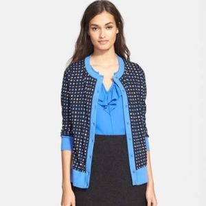 🎉HOST PICK🎉Kate Spade windowpane cardigan