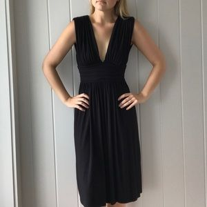 RACHEL PALLY // Jersey Knit Midi Dress - Black