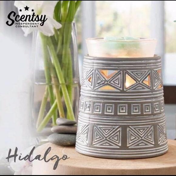 other hidalgo scentsy warmer poshmark