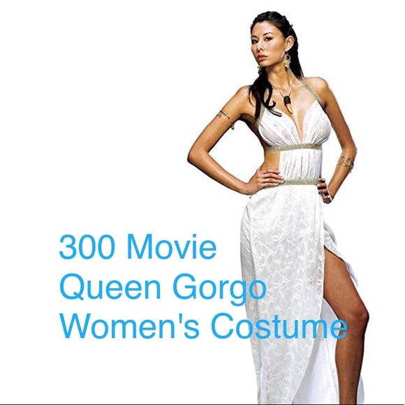 300 Movie Womenu0027s Queen Gorgo Costume  sc 1 st  Poshmark & Other | 300 Movie Womens Queen Gorgo Costume | Poshmark