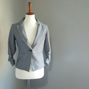 NWT CHAMBRAY BLAZER FROM NORDSTROM  Size Small