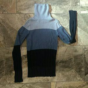 BCBGMaxAzria  turtle neck wool sweater