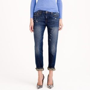 J. Crew: Broken In Boyfriend Jean