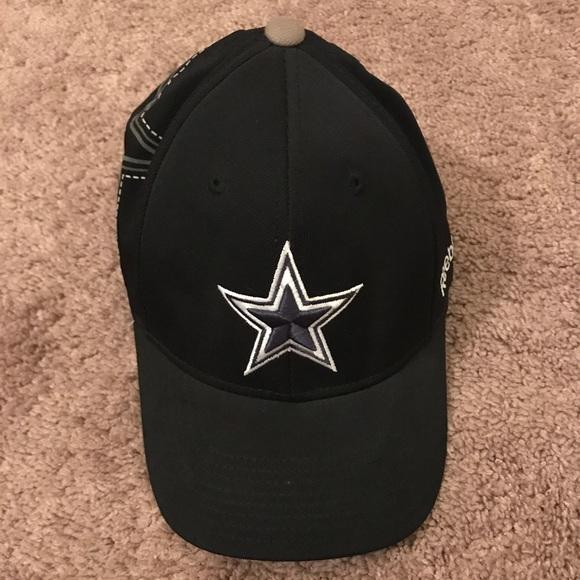 dc45b38a6 Reebok Dallas Cowboys Baseball Hat