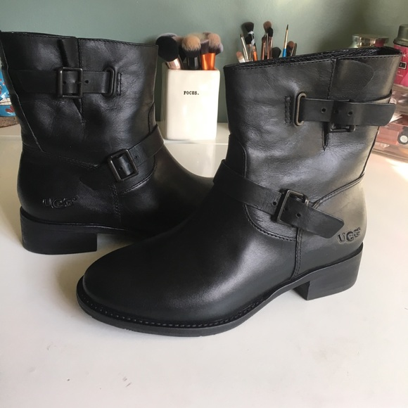 9eaf2a48715 Women's Fletcher Short Leather Boots