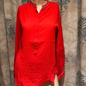 Brand new with tags rouge long sleeve shirt