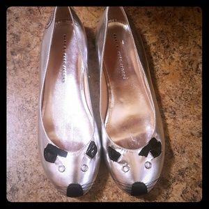 Marc Jacob Mouse Shoe so cute friends
