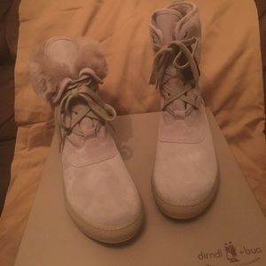 Woman Sherling boots