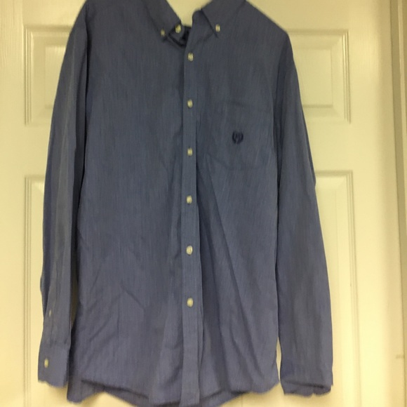 Chaps Other - Chaps long sleeve button down shirt